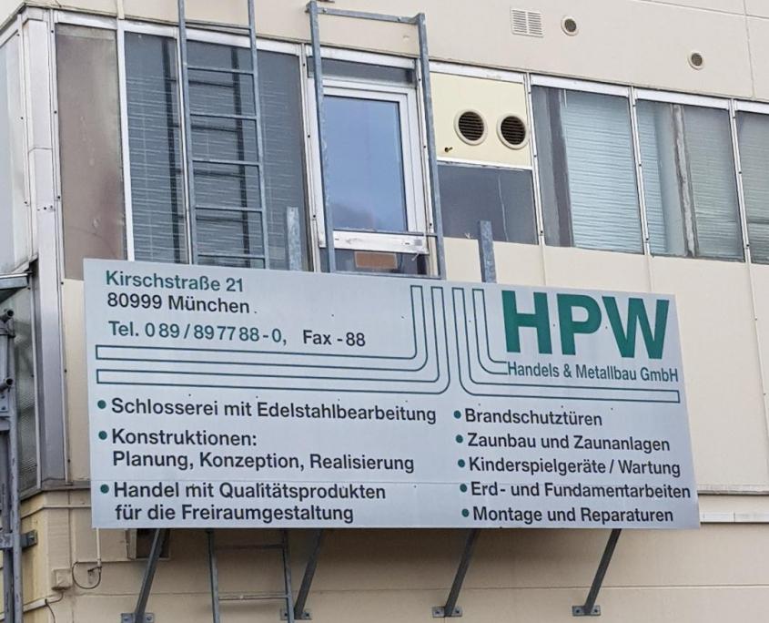 HPW Firmengebäude